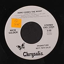 here comes the night / mono