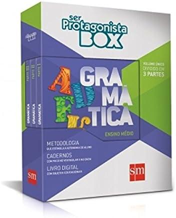Ser Protagonista. Gramática - Box