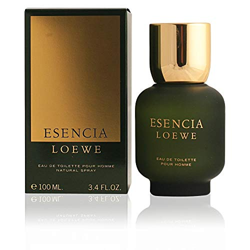 Loewe Esencia Eau De Toilette Spray 3oz/ 100 Ml for Men By 3fl Oz