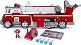Paw Patrol Ultimate Rescue Fire Truck vehículo de juguete - Versión IMPORTADA ,...