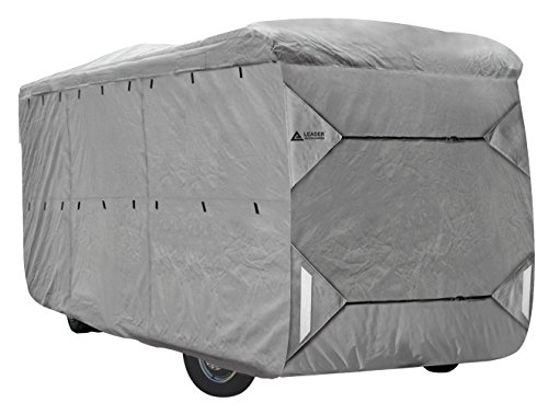 "Leader Accessories Class A RV Cover Fits 33'-37' 3 Layer Polypro Size 453""x106""x120"""