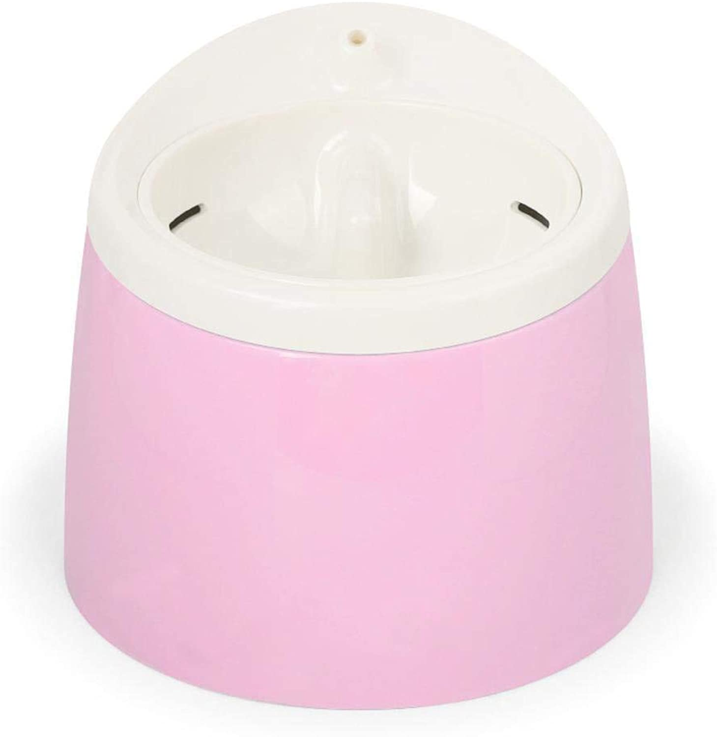 Dixinla Pet food bowl Circulating electric pet drinking water cooler without lamp cat dog drink water mute live oxygen