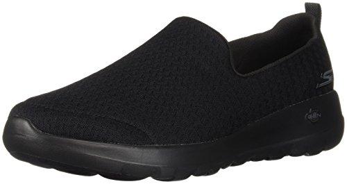 Skechers Damen GO Walk JOY-15635 Sneaker, schwarz, 40 EU