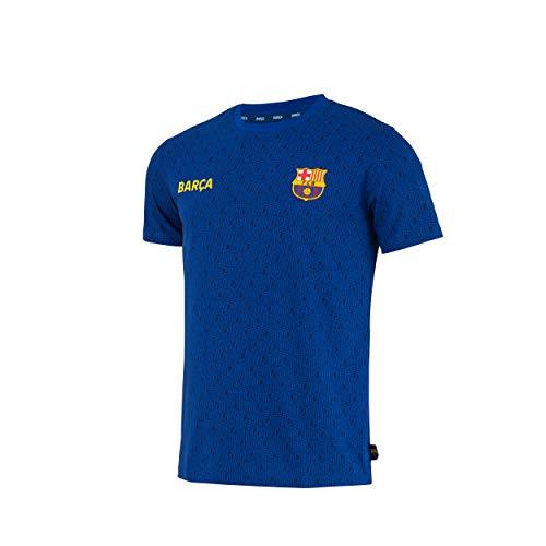 Fc Barcelone T-Shirt Barca - Offizielle Sammlung Herrengröße größe M