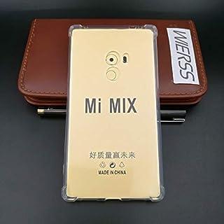 جراب شفاف من السيليكون لهاتف Xiaomi Mi Mix 2 لهاتف Xiaomi Mi Mix 2s Pro 4GB 6GB 128GB 64GB 256GB جراب هاتف مضاد للصدمات > ...