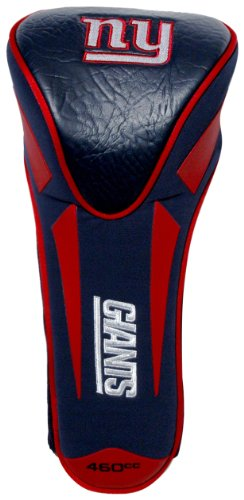Team Golf NFL New York Giants Golf Club Single Apex Driver Headcover, Fits All Oversized Clubs, Truly Sleek Design