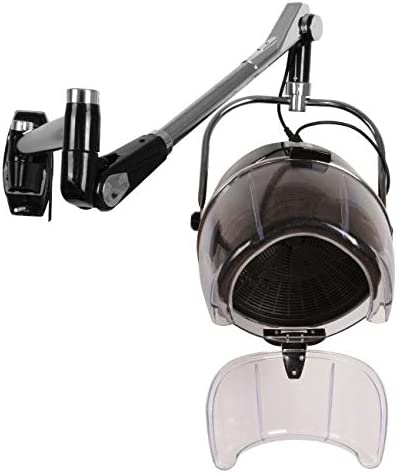 Samger 900W Professional Wall Mount Hair Dryer Adjustable Hair Dryer with Wall Arm Beauty Barber product image