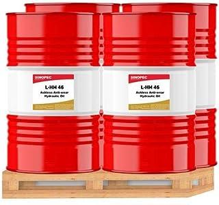 Ashless Zinc-Free Anti-wear Hydraulic Oil, ISO 46-55 Gallon Drum (4)