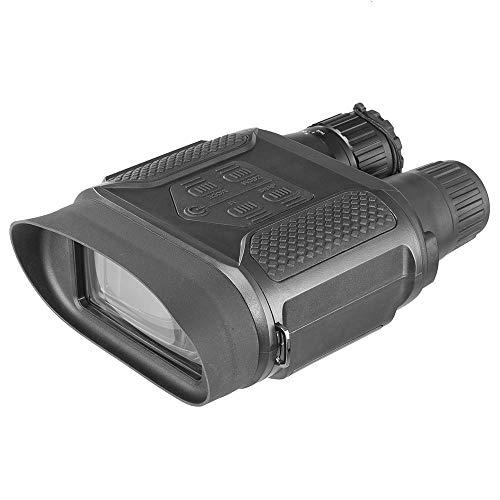 PUJING Binoculares de visión Nocturna de Caza Digital infrarroja 7X31 2.0 LCD Día y Noche Gafas de visión Telescopio para Caza-Púrpura_China
