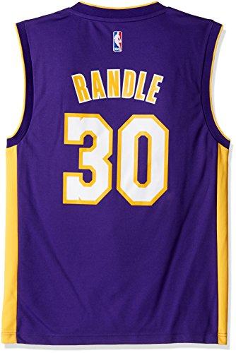 adidas Men's Replica Player Jersey NBA Replica Player Jersey, Purple Road