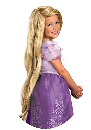 Disguise Tangled Rapunzel Wig Standard