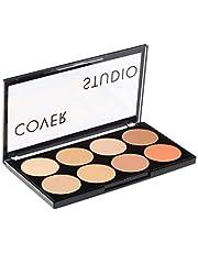 Swiss Beauty Ultra Base Concealer Palette, Face MakeUp, Multicolor-01, 16g