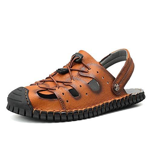 Ballyzess Sandalias Deportivas para Hombre Sandaliassandalias Zapatos De Hombre Zapatos Verano Casual Sandalias Zapatos De Hombre-43