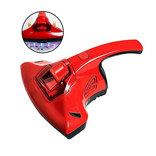 LYTLD Aspiradora Portátil para Camas y colchones, UV Aspiradora contra Ácaros, 3600W de succión, Filtrado múltiple Red