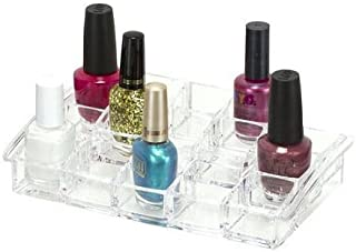 Caboodles Nailed It! Clear Acrylic Nail Storage
