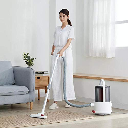 Best Review Of HUOGUOYIN Wireless Vacuum Cleaner Bucket Vacuum Cleaner 18000Pa Cyclone Suction Home ...