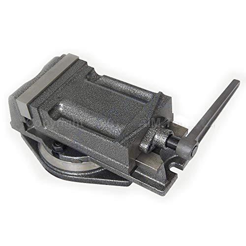 4021545 125 mm precisie draaibare basis machine werkbank bankschroef