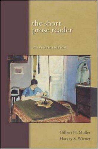 The Short Prose Reader with Student Access to Catalyst