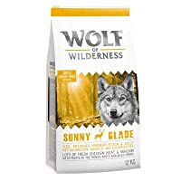 This premium dry dog food Economy Pack: 2 x 12kg is grain-free and based on the wolf's natural diet. 100 % grain-free recipe High meat content with min. 61% total meat content (muscle meat and other meat) Lots of fresh meat (min. 41%), easy to digest...