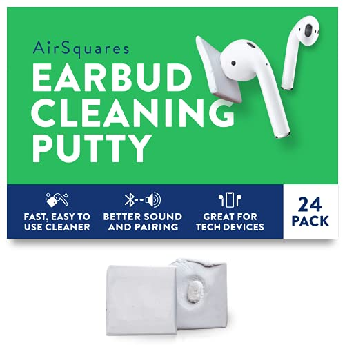 AirSquares Earbud Cleaning Putty for Apple...