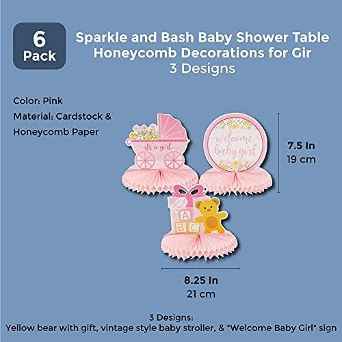 Decoracion para baby shower nina _image1