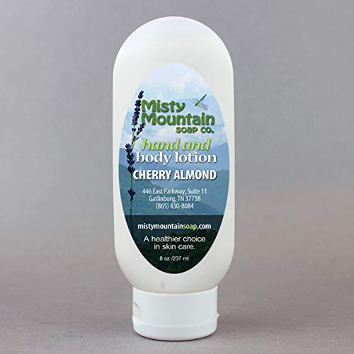 Cherry Almond Max 40% OFF Hand Max 58% OFF and Body Lotion 8 oz.