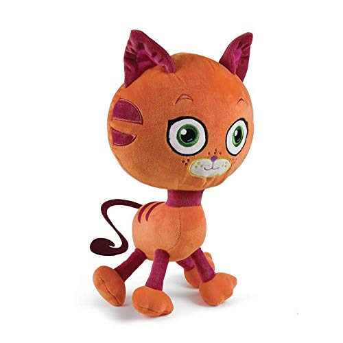 Grandi Giochi Mini Cuccioli Olly Il Gatto, Multicolore, 30 cm, GG01453