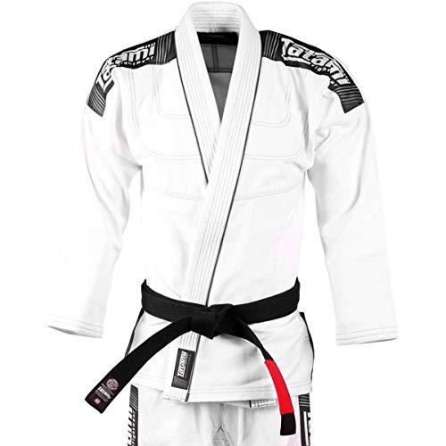 Tatami Fightwear Nova Plus BJJ Gi - A3 - White