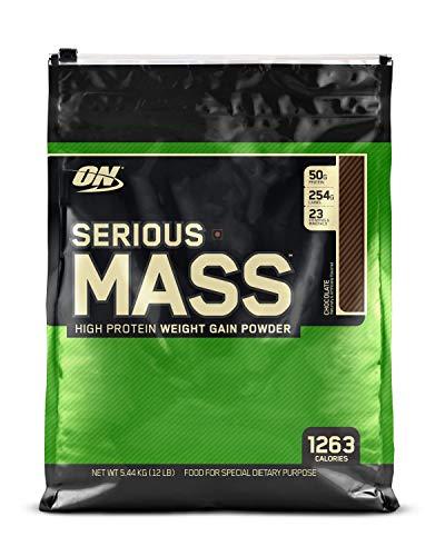 Optimum Nutrition (ON) Serious Mass Weight Gainer...