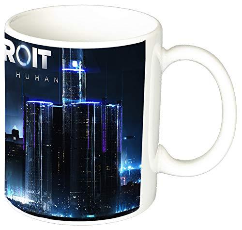 MasTazas Detroit Become Human B Tasse Mug