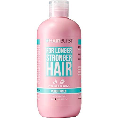Hair Burst For Longer Stronger Hair Avocado&Coconut Conditioner 350ml