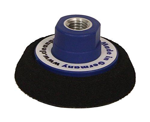 CLEA actionpro Ducts Assiette, Assiette d'accueil dur 78 mm M14 – Pour les véhicule polir/voiture avec la machine à polir polissage