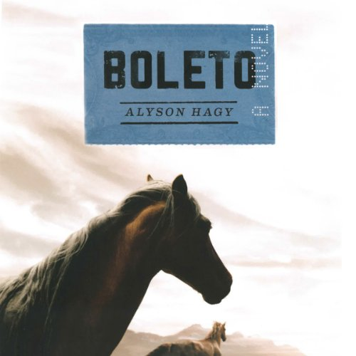 Boleto audiobook cover art