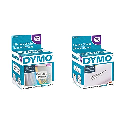 """DYMO Authentic LW Multi-Purpose Labels