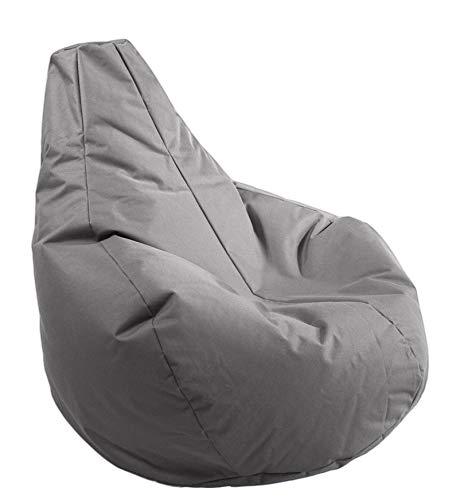 Kinzler S-10161/100 Gamer Sitzsack, Polyester, 100x100 cm