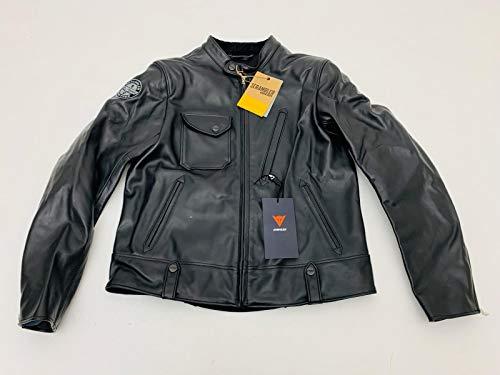 Chaqueta de piel hombre Man's Jacket Dainese compatible con Ducati Scrambler TG...