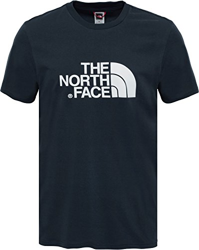 THE NORTH FACE S/S Easy T-Shirt pour Homme XS Navy/TNF White