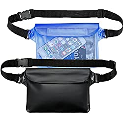 best waterproof fanny packs  blue sky