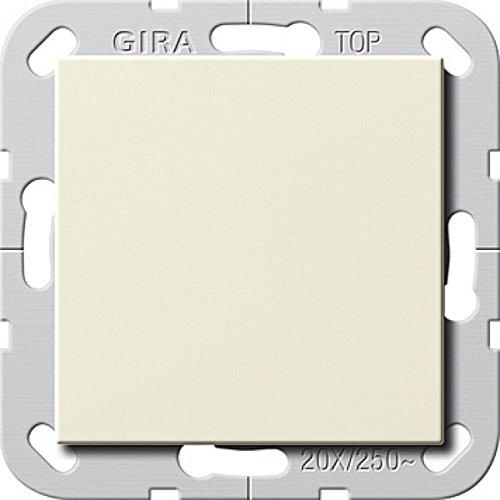 Gira 283601 Wippschalter aus 20 A System 55, cremeweiß