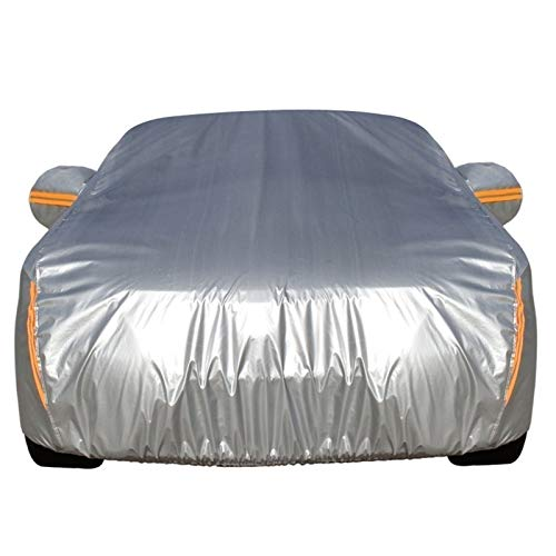 GAODD Cubierta de automóvil Compatible con Volvo C70 C30 S60 Cubierta de automóvil Protección Solar Protección Impermeable Polvo a Prueba de Polvo Antisnow Ropa de Coche Resistente a los Cascos