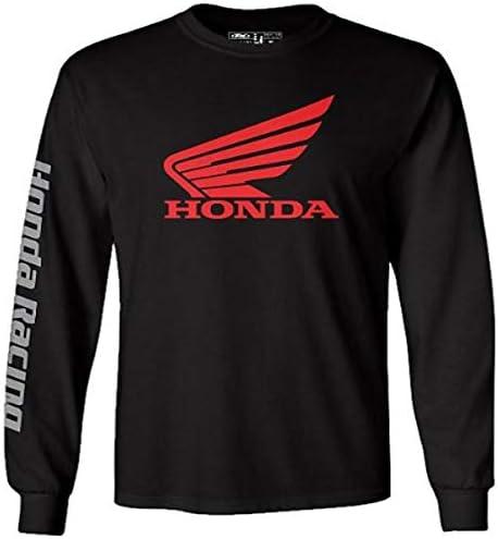 FACTORY EFFEX-APPAREL 15-88306 Honda Fade T-Shirt 2X