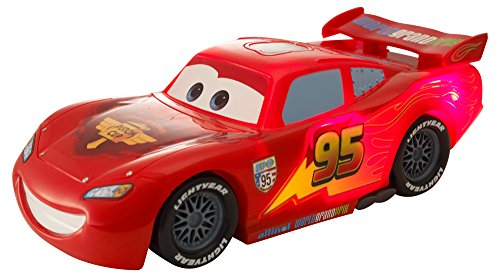 Cars Lights and Sounds World Grand Prix Lightning McQueen Vehicle