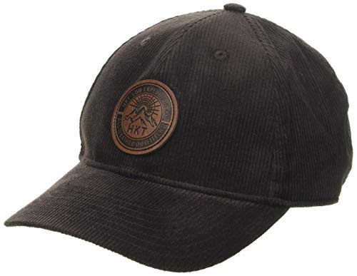 HKT by Hackett Herren HKT Expedition Cord Baseball Cap, Braun (Brown 878), Einheitsgröße