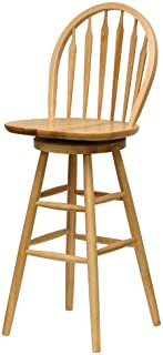 Winsome Wood Wagner Stool, 30