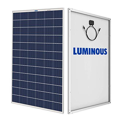 Best luminous solar panel price