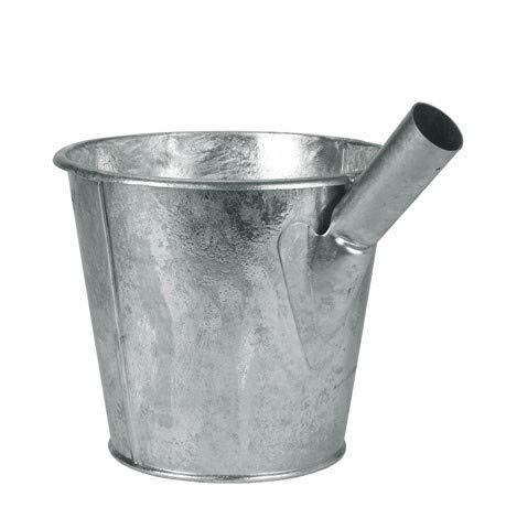 Kerbl Jaucheschöpfer verzinkt 6,5 Liter Ø 24 cm Jaucheeimer