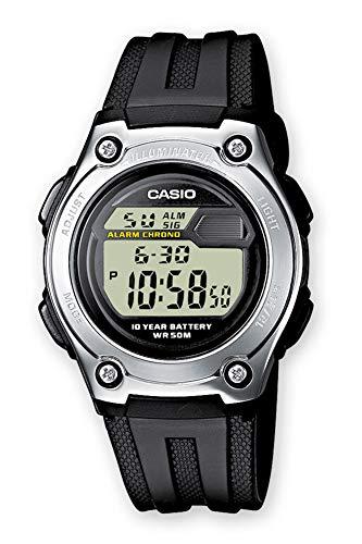Casio Reloj de Pulsera W-211-1AVES