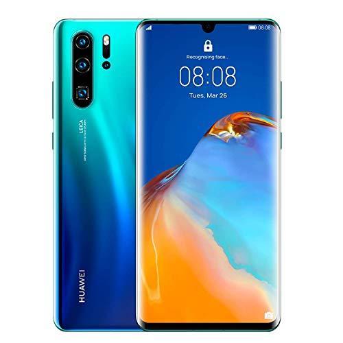 Huawei P30 Pro (Dual-SIM) 128GB 6GB RAM Aurora 4G/LTE Smartphone
