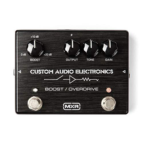 Pedal MXR Boost/Overdrive - MC402