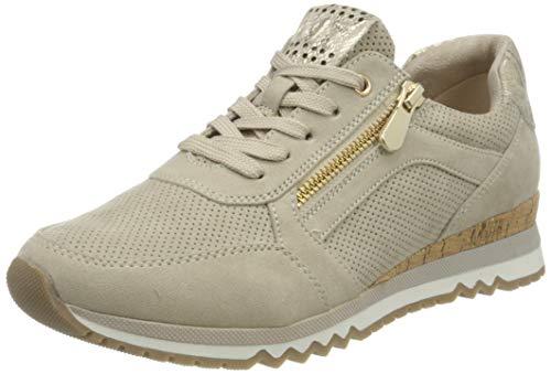 MARCO TOZZI 2-2-23781-26 Sneaker, Zapatillas Mujer, Dune Comb, 39 EU